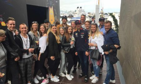 Exkursion: Monaco Grand Prix 2019